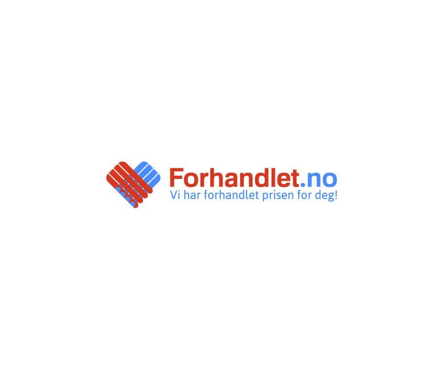 Inscrição nº                                         113                                      do Concurso para                                         Design logo for Forhandlet