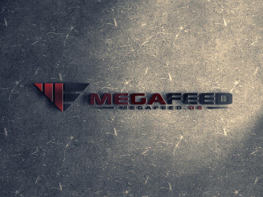 Inscrição nº                                         40                                      do Concurso para                                         Design eines Logos for megafeed.de