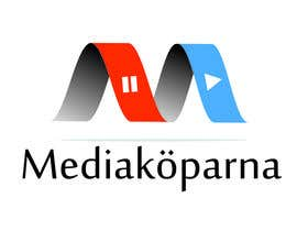 #57 for Design a logo for Mediaköparna by forever555