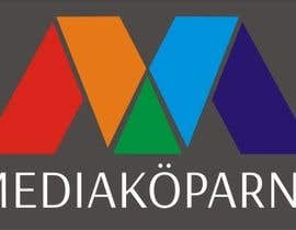 #53 for Design a logo for Mediaköparna by AleksanderPalin