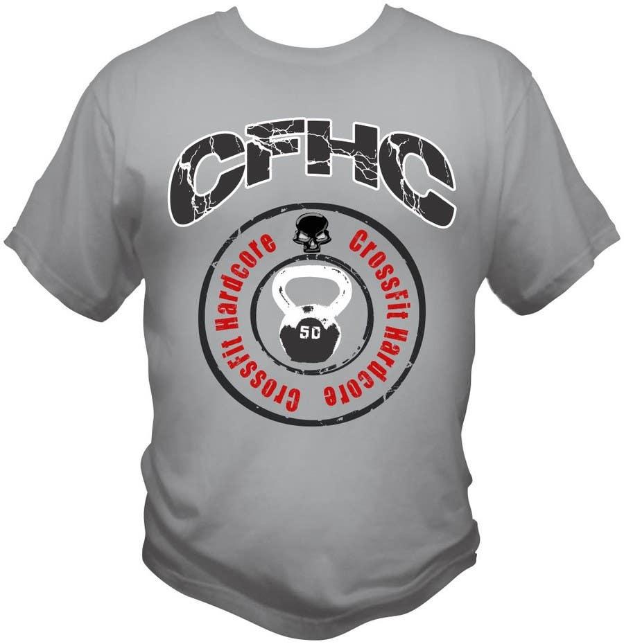 Inscrição nº 26 do Concurso para Simple T-shirt Design for gym. We will buy multiple designs (3 - 5).