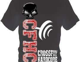 #35 untuk Simple T-shirt Design for gym. We will buy multiple designs (3 - 5). oleh bacujkov