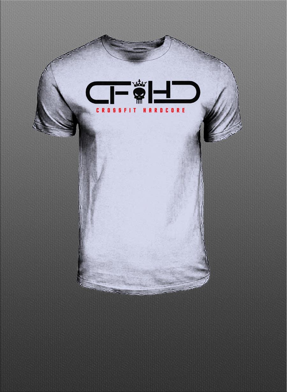 Inscrição nº 29 do Concurso para Simple T-shirt Design for gym. We will buy multiple designs (3 - 5).