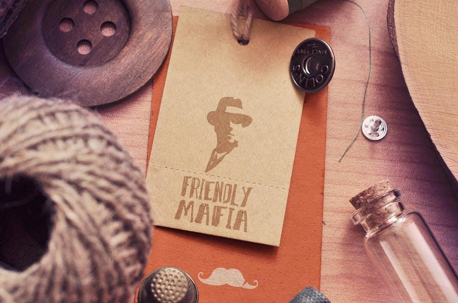Penyertaan Peraduan #31 untuk Design a logo and print proof for us!