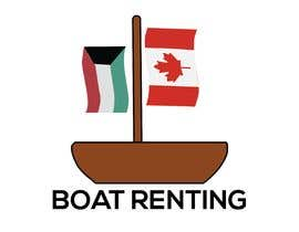 #2 for we are group of people who lived in kuwait, we are renting boats in Canada, we wanted a logo that is a boat with both flags of kuwait and canada (like shown in the picture), we will post it as 9 instagram photos and as the DP! please keep it very simple. af ashique02