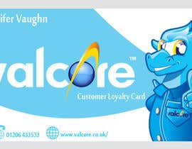 #25 for Loyalty Card Design av safdarrizvi63