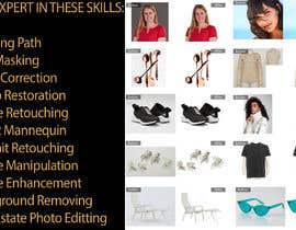 Nro 217 kilpailuun Full Time Job - Photoshop E-Commerce Images käyttäjältä emonhossain1950