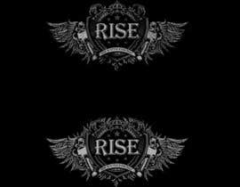 CoreyR tarafından T-shirt Design for RiSE (Ride in Style, Everyday) için no 96