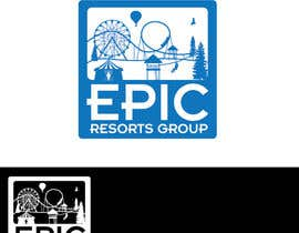 #187 untuk Logo Design for EPIC Resorts Group oleh AnaKostovic27