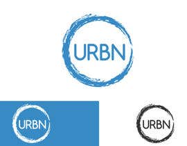 #50 for Design a Logo for URBN by cbarberiu