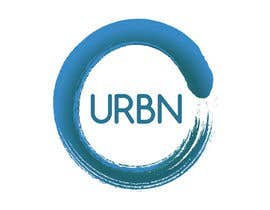 #122 for Design a Logo for URBN by cbarberiu