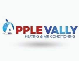 Nro 95 kilpailuun Logo Design for Apple Valley Heating & Air Conditioning käyttäjältä XWebHunter