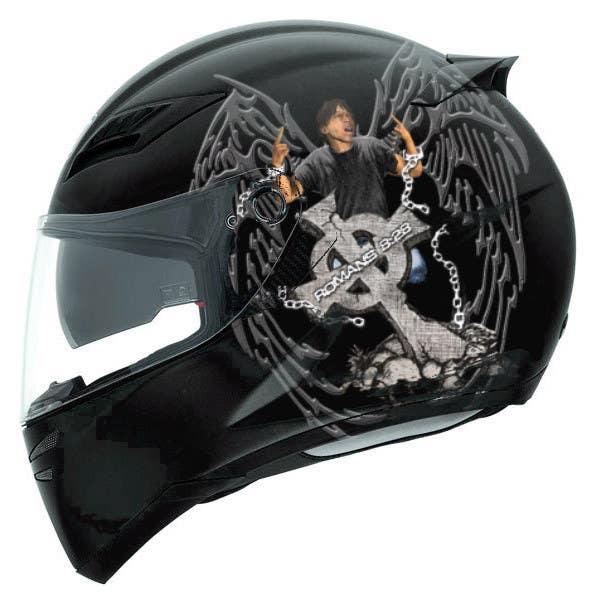 Participación en el concurso Nro.42 para I need some Graphic Design for a Motorcycle Helmet