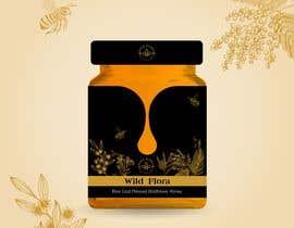 #460 untuk Design a Logo & Jar Label For a Honey Business oleh SALOMESEPHASHVIL