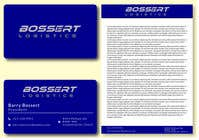 Graphic Design Contest Entry #440 for Design a business card and letterhead with our logo.