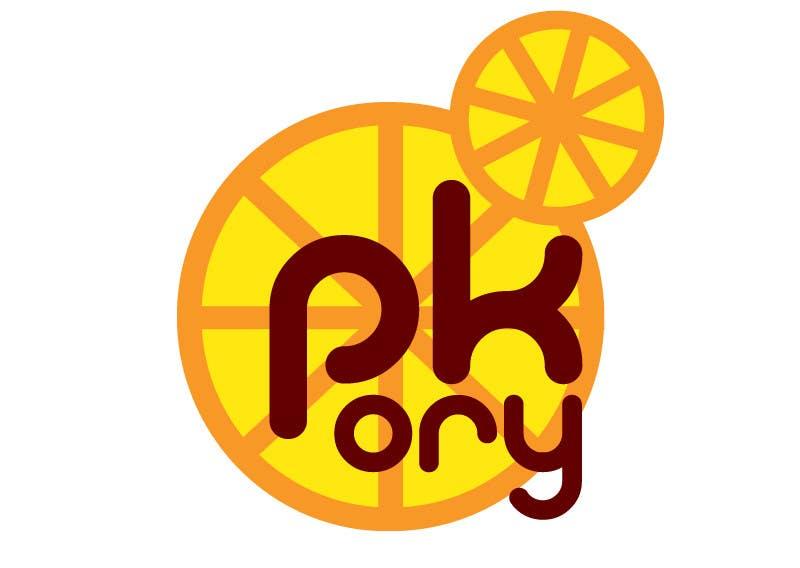 Penyertaan Peraduan #                                        39                                      untuk                                         Logo Design for PKory - Diseño de Logo para PKory