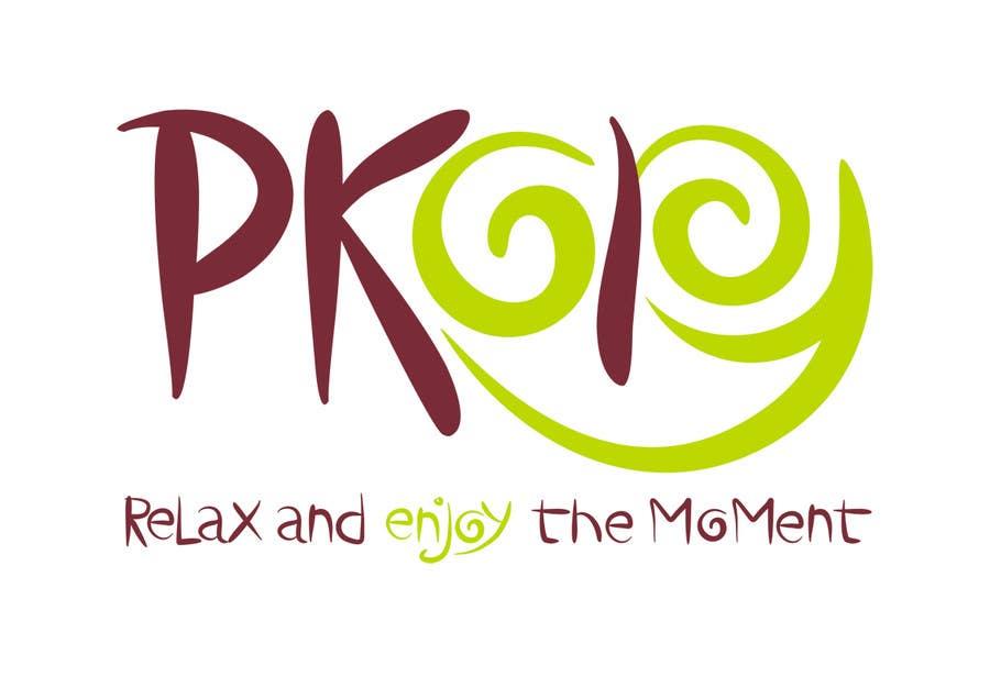 Inscrição nº                                         78                                      do Concurso para                                         Logo Design for PKory - Diseño de Logo para PKory
