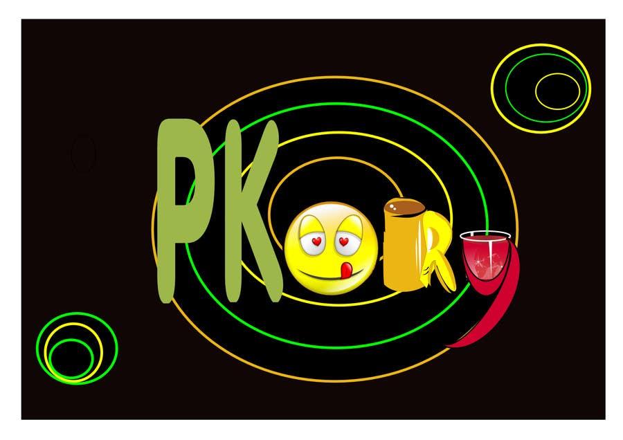 Inscrição nº                                         30                                      do Concurso para                                         Logo Design for PKory - Diseño de Logo para PKory