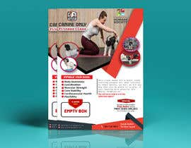 #251 untuk Flyer for my Canine Fitness Training Class oleh helalrazib