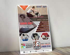 #248 untuk Flyer for my Canine Fitness Training Class oleh mdmofizul