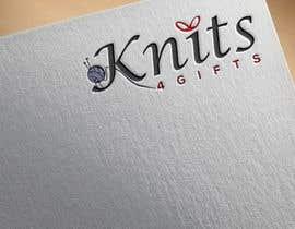 #149 untuk Re-Design of Knits4Gifts Logo 2020-2021 oleh habibnet654