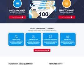 #149 untuk Landing Page Design oleh nikil02an