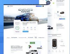 #147 untuk Landing Page Design oleh habibfoysal