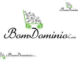 #12 para Logo Design for BomDominio.Com web  site. por vineshshrungare