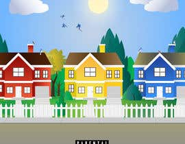 #34 para The Neighborhood ALBUM ARTWORK de ganvirgaurav97