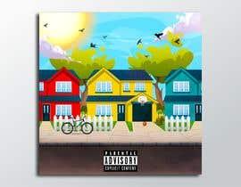 #60 para The Neighborhood ALBUM ARTWORK de creative24art