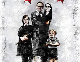 #98 untuk Family Portrait oleh JonBenn