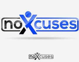 #81 cho Logo Design for noXcuses website bởi yulier