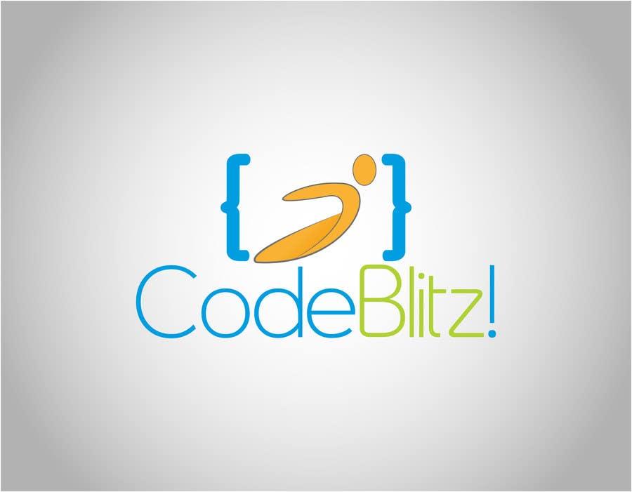 Inscrição nº 150 do Concurso para Logo Design for 'CodeBlitz' software development innovation sprint