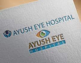 Nro 107 kilpailuun Designing logo and prescription slip for eye clinic käyttäjältä mdnasirulislam00