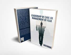#112 para Design of cover for book about leadership - (both a cover for print + 3D ecover) por imranislamanik