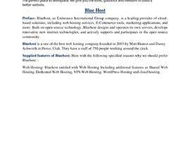 Číslo 7 pro uživatele Blog on Bluehost od uživatele dynamicbabur