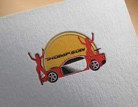 #26 untuk Pink Racing Sticker Design for Little Girl in Vinyl oleh ronysaha085