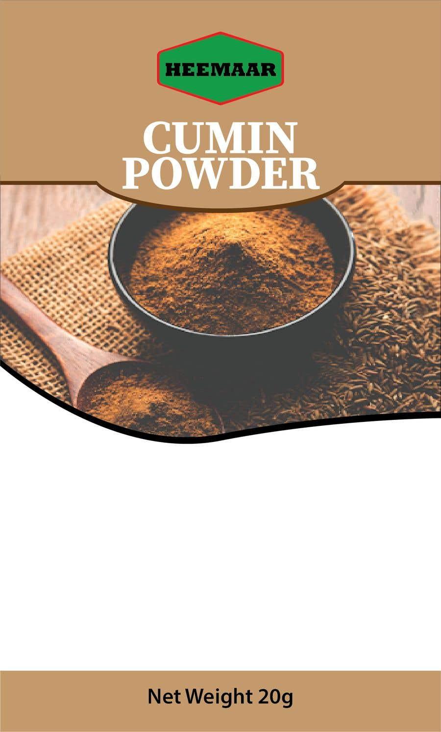 Inscrição nº                                         22                                      do Concurso para                                         Spice Pouch Packaging Design