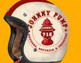 #7 untuk Create a  logo(Johnny pump customs)Bagger's Softail and Choppers oleh jahiruljim