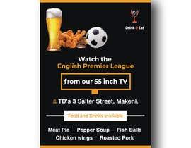 #38 для Flyer for Sports Bar от PriyamCb