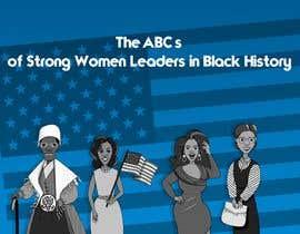 Nro 1 kilpailuun Book Cover - Strong Women Leaders in Black History käyttäjältä s123testing2024