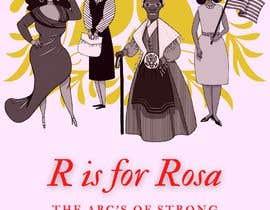 Nro 61 kilpailuun Book Cover - Strong Women Leaders in Black History käyttäjältä alexcosteaa