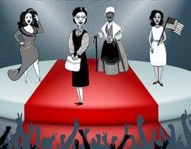 Nro 62 kilpailuun Book Cover - Strong Women Leaders in Black History käyttäjältä bookdez