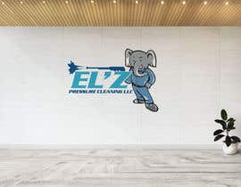 Nro 78 kilpailuun EL'Z Pressure Cleaning LOGO CONTEST käyttäjältä hasib3509