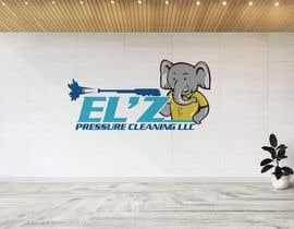 Nro 128 kilpailuun EL'Z Pressure Cleaning LOGO CONTEST käyttäjältä hasib3509