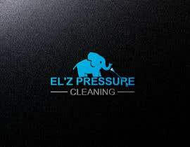 Nro 124 kilpailuun EL'Z Pressure Cleaning LOGO CONTEST käyttäjältä mttomtbd