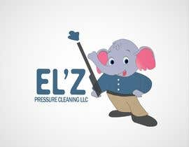 Nro 126 kilpailuun EL'Z Pressure Cleaning LOGO CONTEST käyttäjältä kironsunny