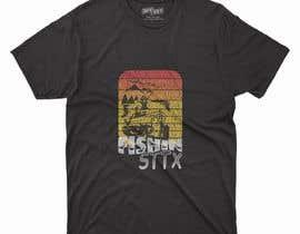 #116 untuk Designs for brand T-shirts. oleh Shoughshariar