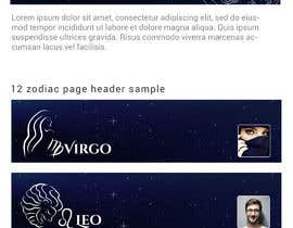 #12 for Header for Astrology website by mawogmanik