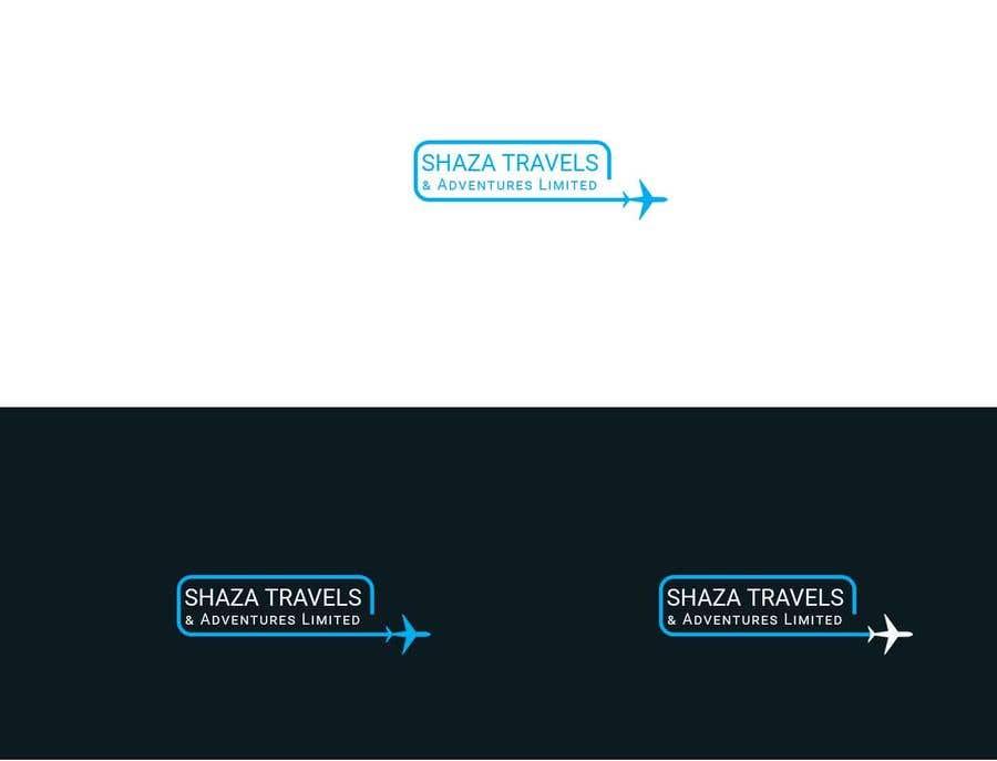Kilpailutyö #                                        197                                      kilpailussa                                         Shaza Travels Logo Contest